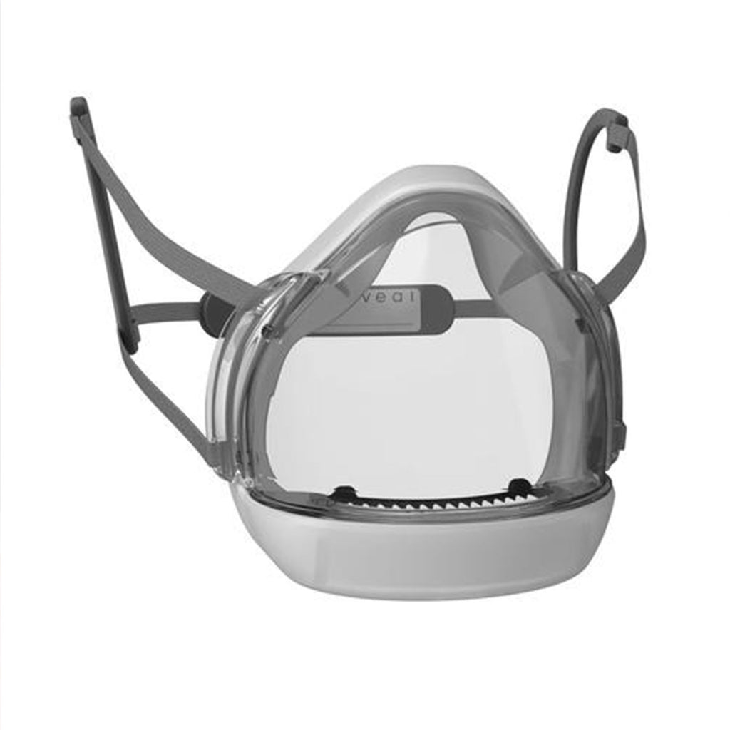 clear respirator mask, PPE