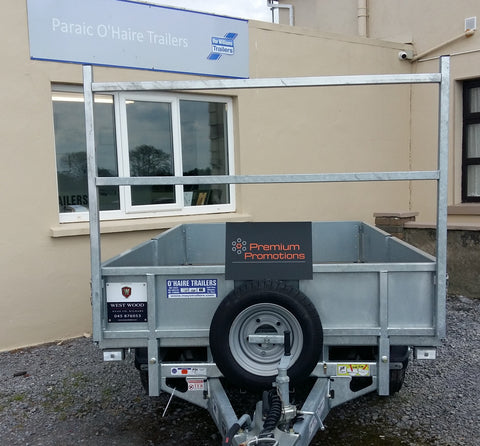 Ifor Williams LM105  #SOLD OUT# Winner Conor Regan, Kilkelly, Mayo