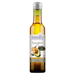 Avocadoöl nativ, 250 ml - Sonnenland Shop