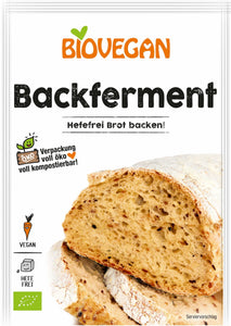 Backferment 20g - Sonnenland Shop