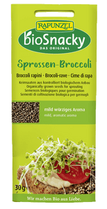 Sprossen-Broccoli 30g - Sonnenland Shop