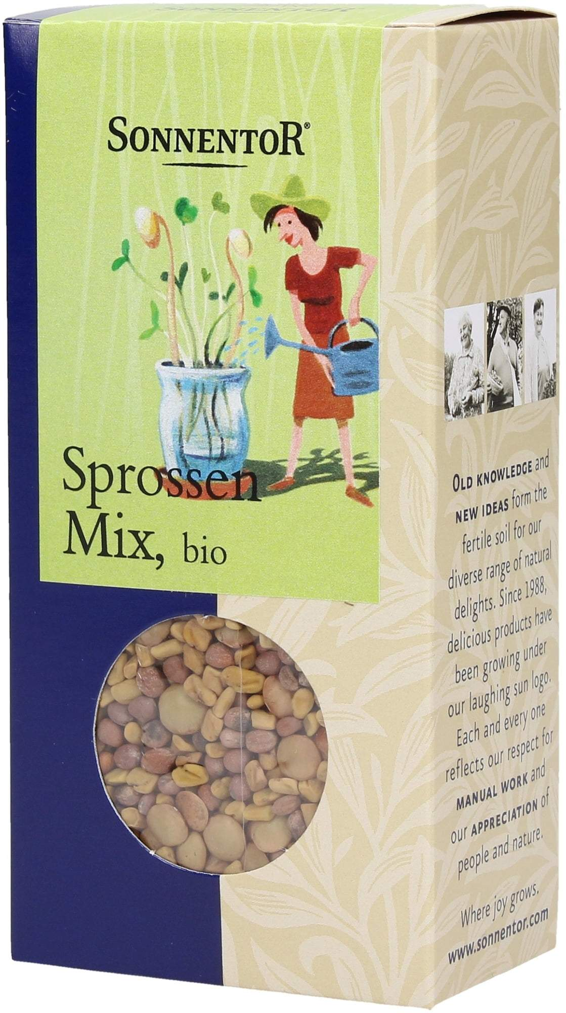 Sprossen Mix 120g - Sonnenland Shop