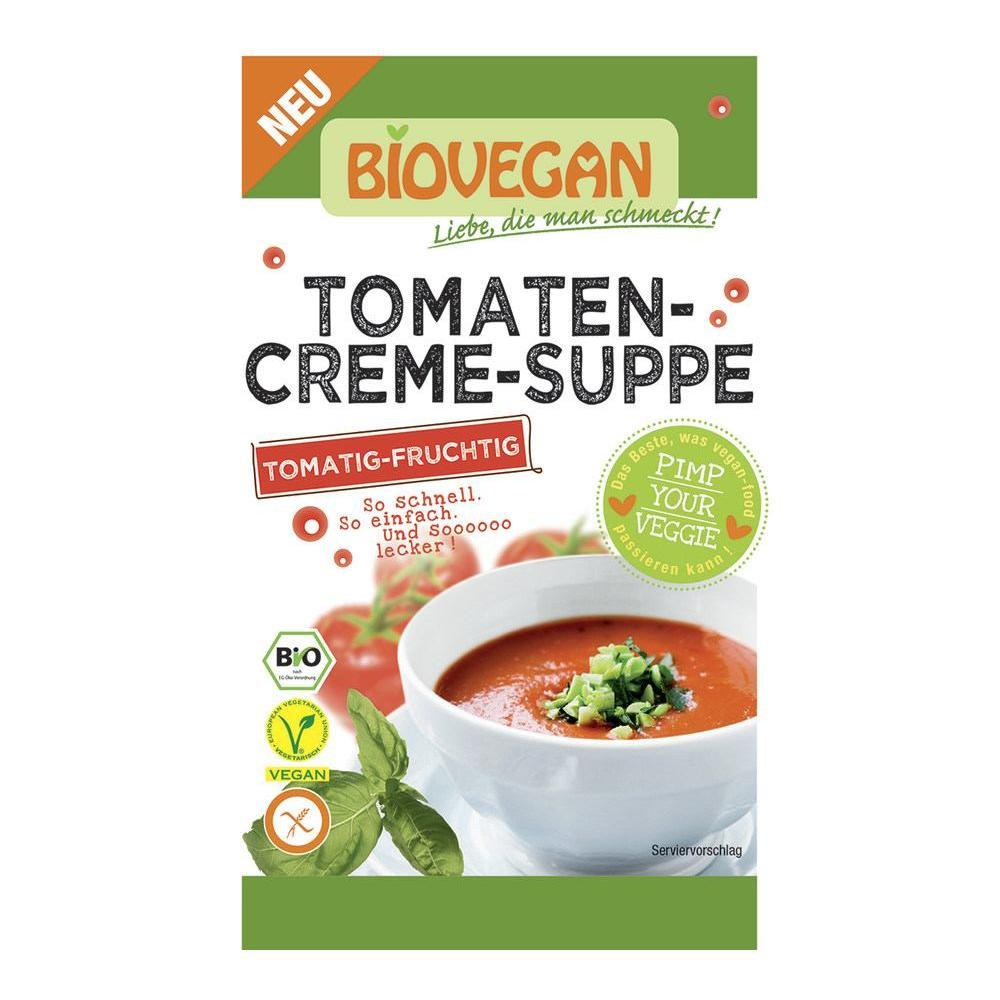 Tomatencreme Suppe 46g - Sonnenland Shop