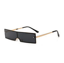 Load image into Gallery viewer, Trending Rectangle Sunglasses Women