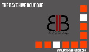 The BAye Hive Boutique Gift Card