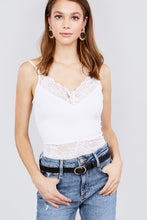 Load image into Gallery viewer, Seamless V-neck Cami