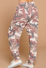 Load image into Gallery viewer, Camo Army Printed French Terry Casual Loungewear Joggers