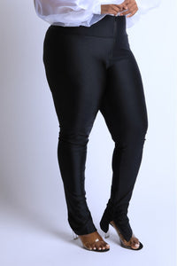 Slick High Waist Leggings