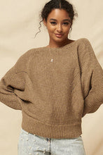 Load image into Gallery viewer, A Ribbed Knit Sweater