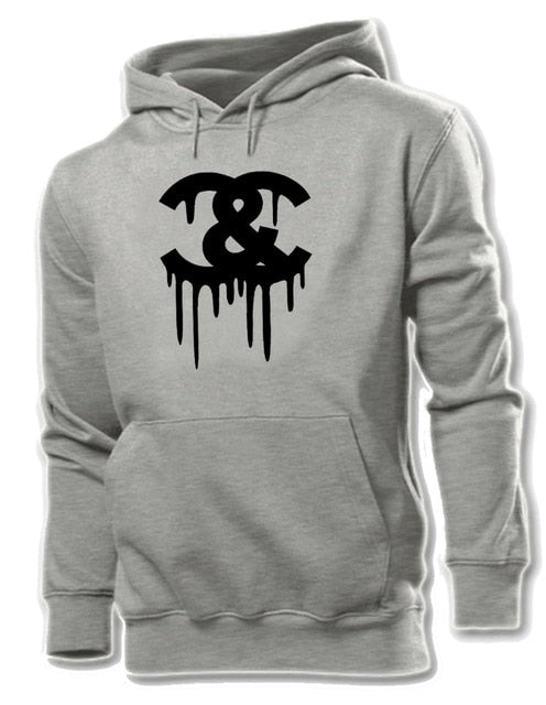 Crooks and Castles C&C Black Symbol Graphic Hoodie