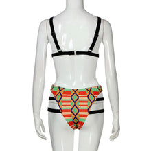 Load image into Gallery viewer, Naimah African Print Inspired Two Piece