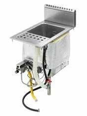 Cuocipasta-a-gas-da-incasso|Professional-Machines