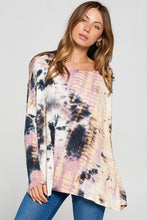 Load image into Gallery viewer, Tie-Dye Doleman Top