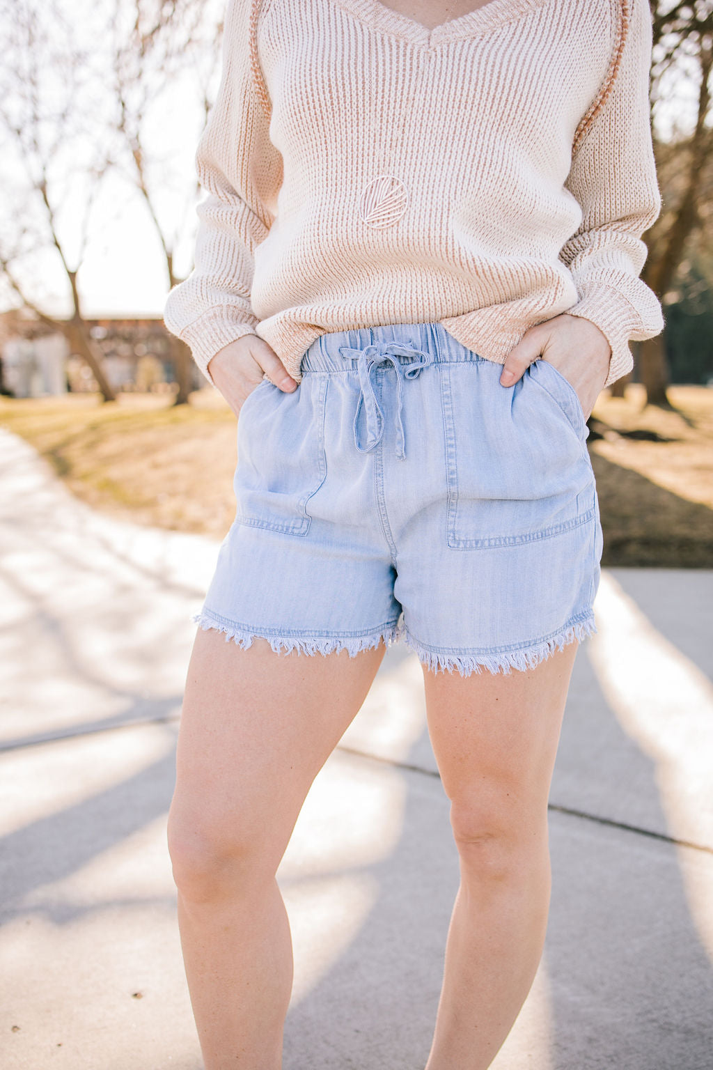 Haven Shorts