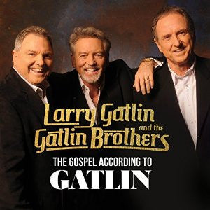 The Gospel According to Gatlin CD