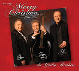 We Say Merry Christmas - (Autographed)