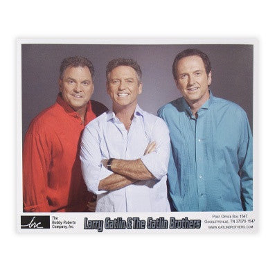 Gatlin Brothers Shirts 8x10 Photo