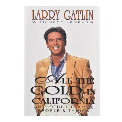 All The Gold In California Book (Paperback)