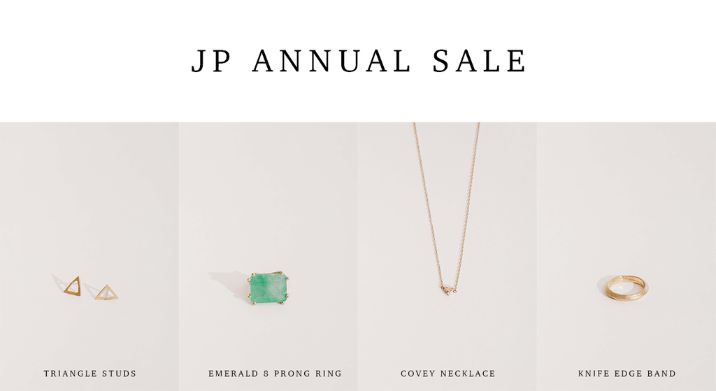 ANNUAL SALE IS COMING UP!