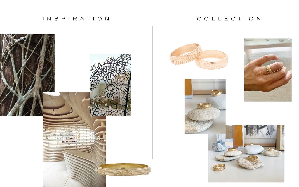 New Collection: PATTERNED BANDS