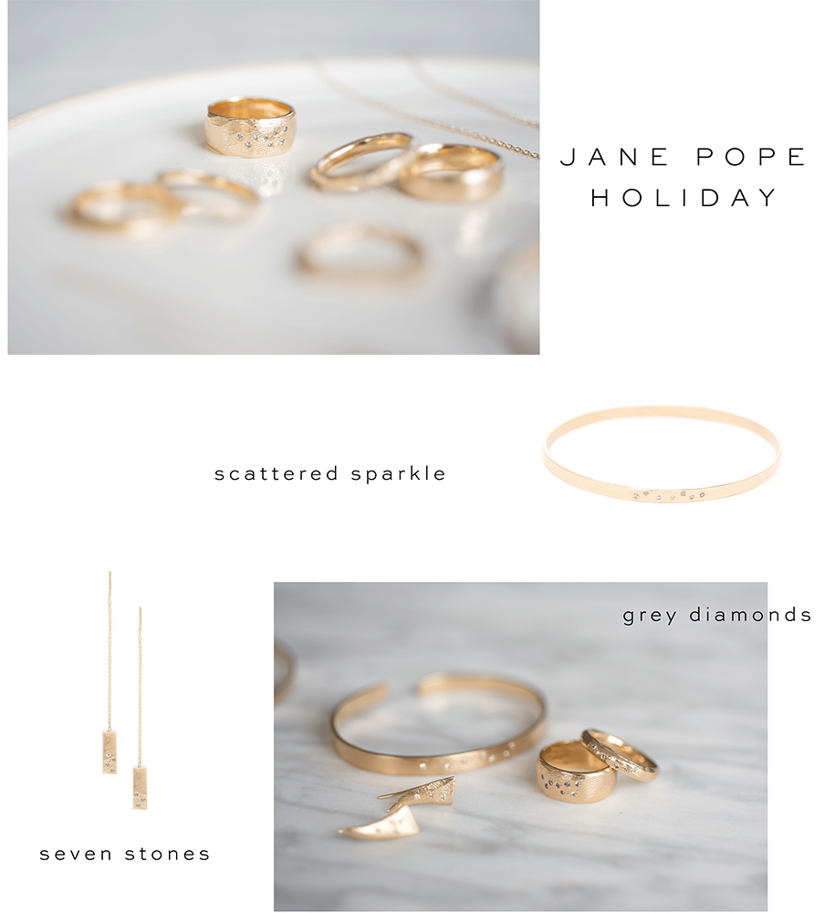 Introducing the Jane Pope HOLIDAY COLLECTION