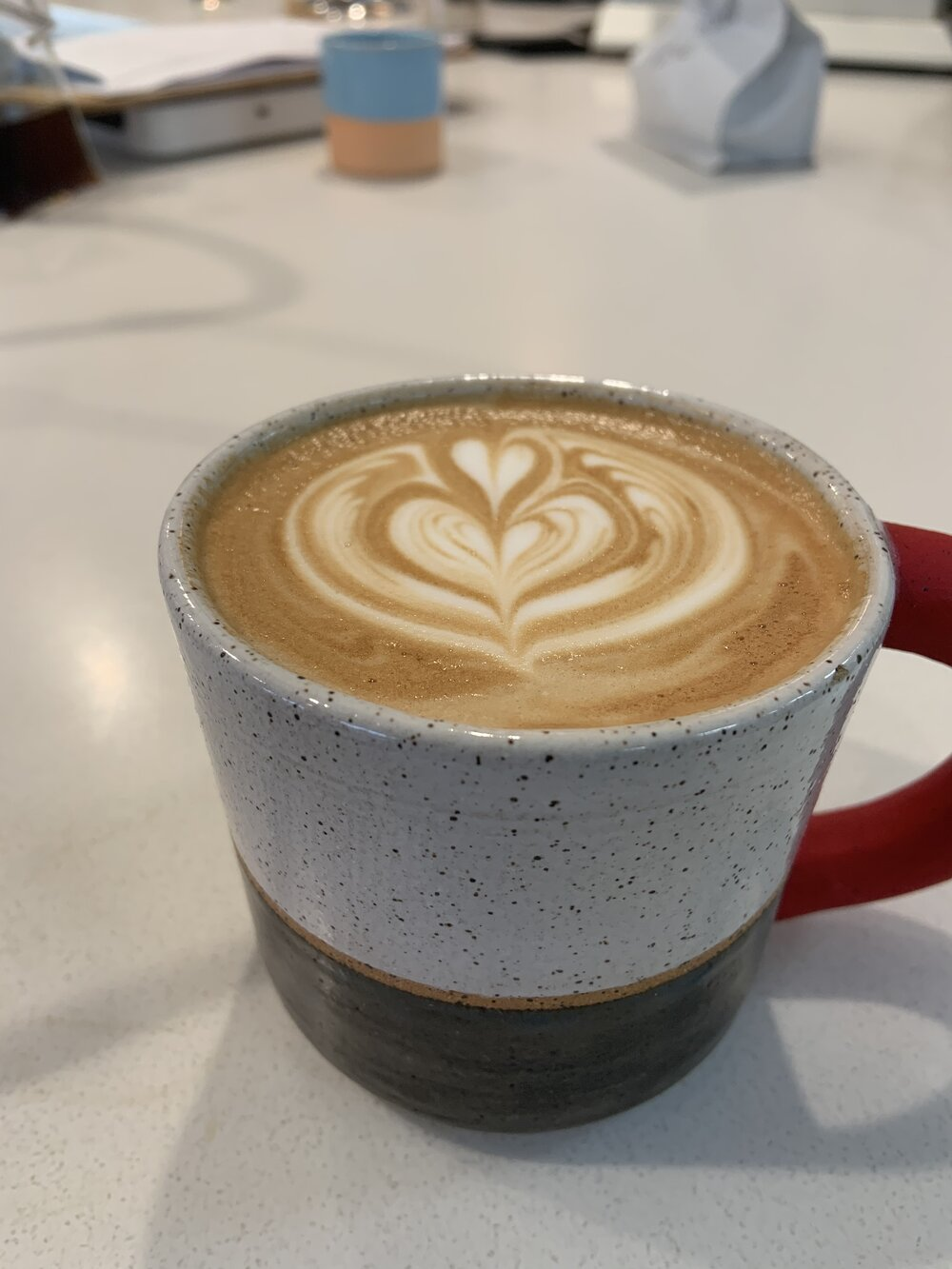 Evelyn's Espresso (AKA The Older Sister Blend)