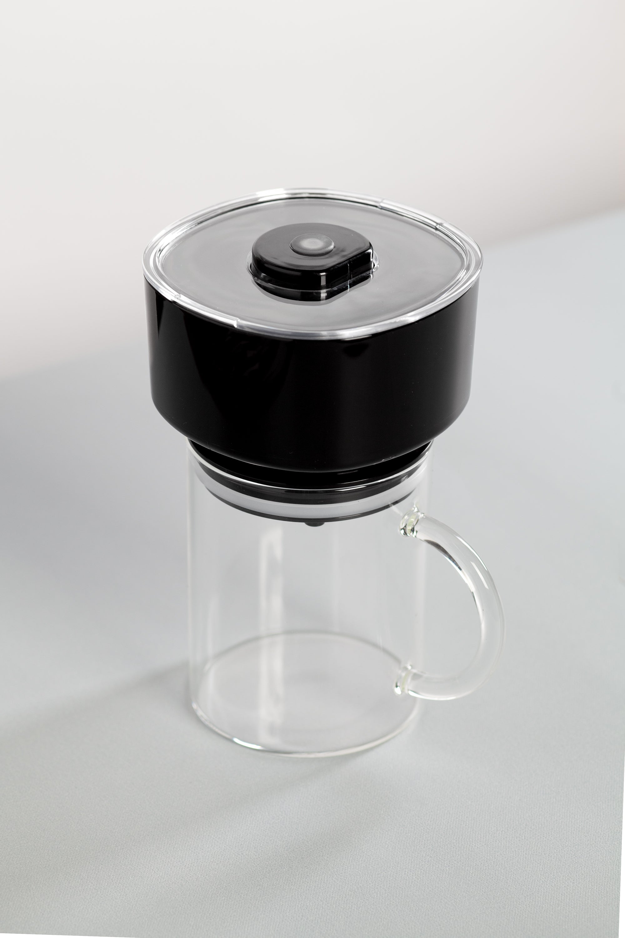 FrankOne™, the first Vacuum-Powered Coffee Maker