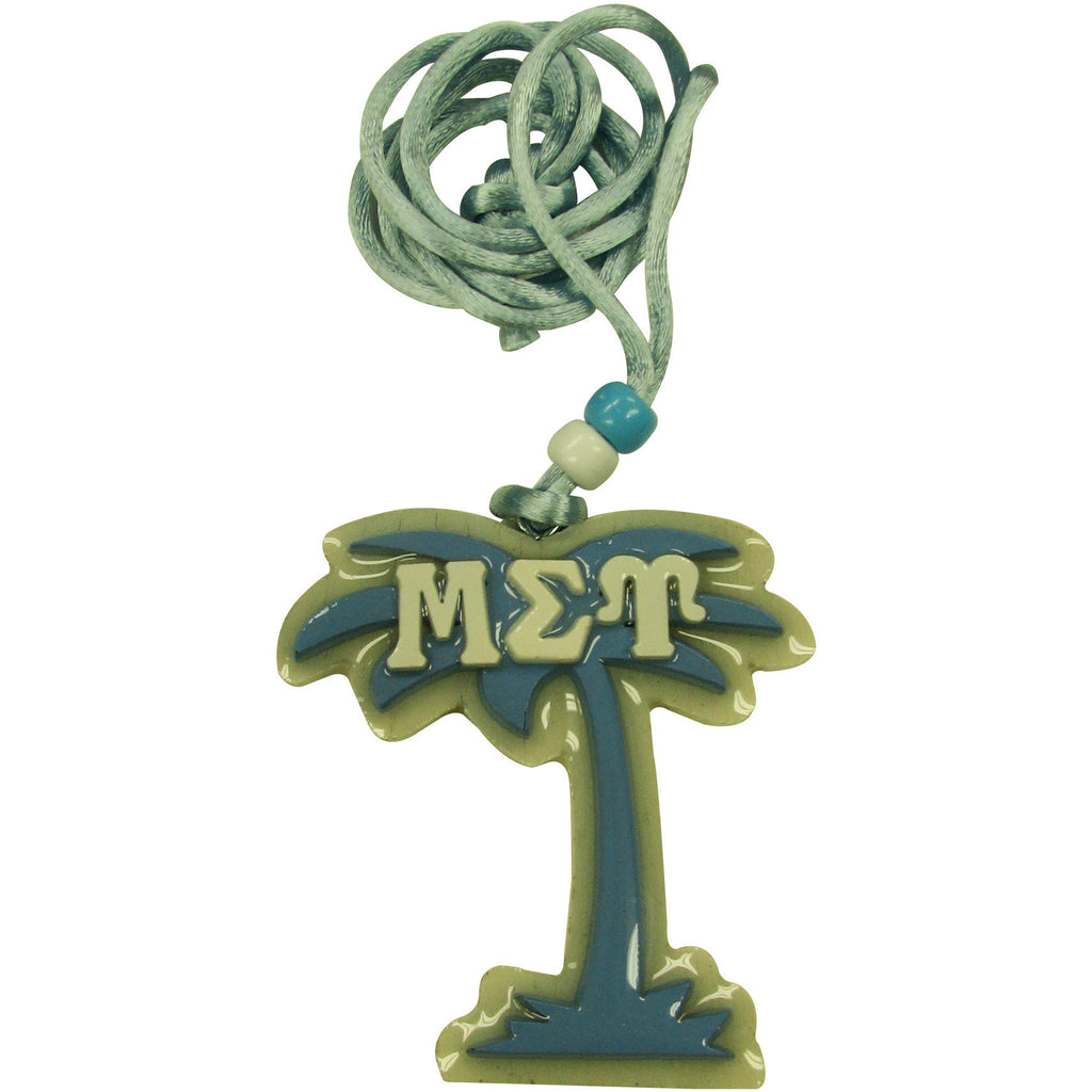 Mu Sigma Upsilon Palm Tree Tekee
