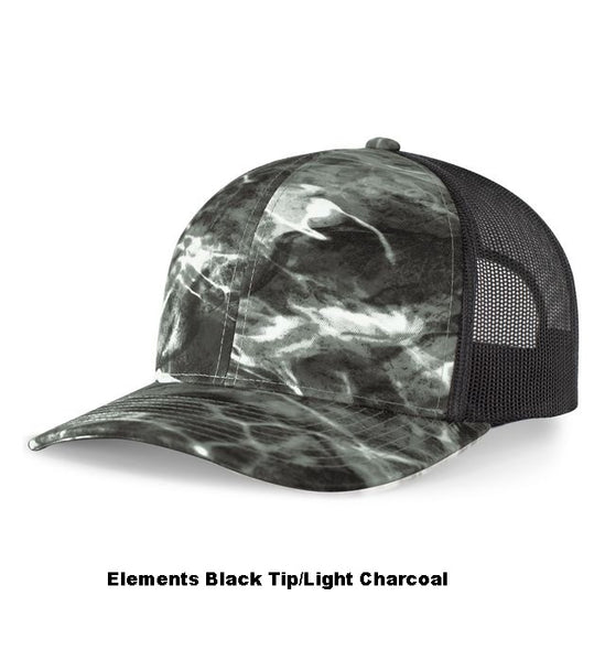 ELEMENTS TRUCKER SNAPBACK CAP