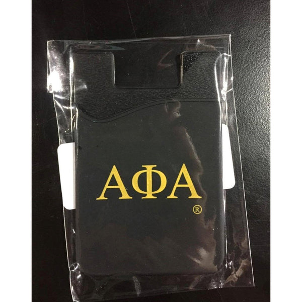 Alpha Phi Alpha Cell Phone Wallet