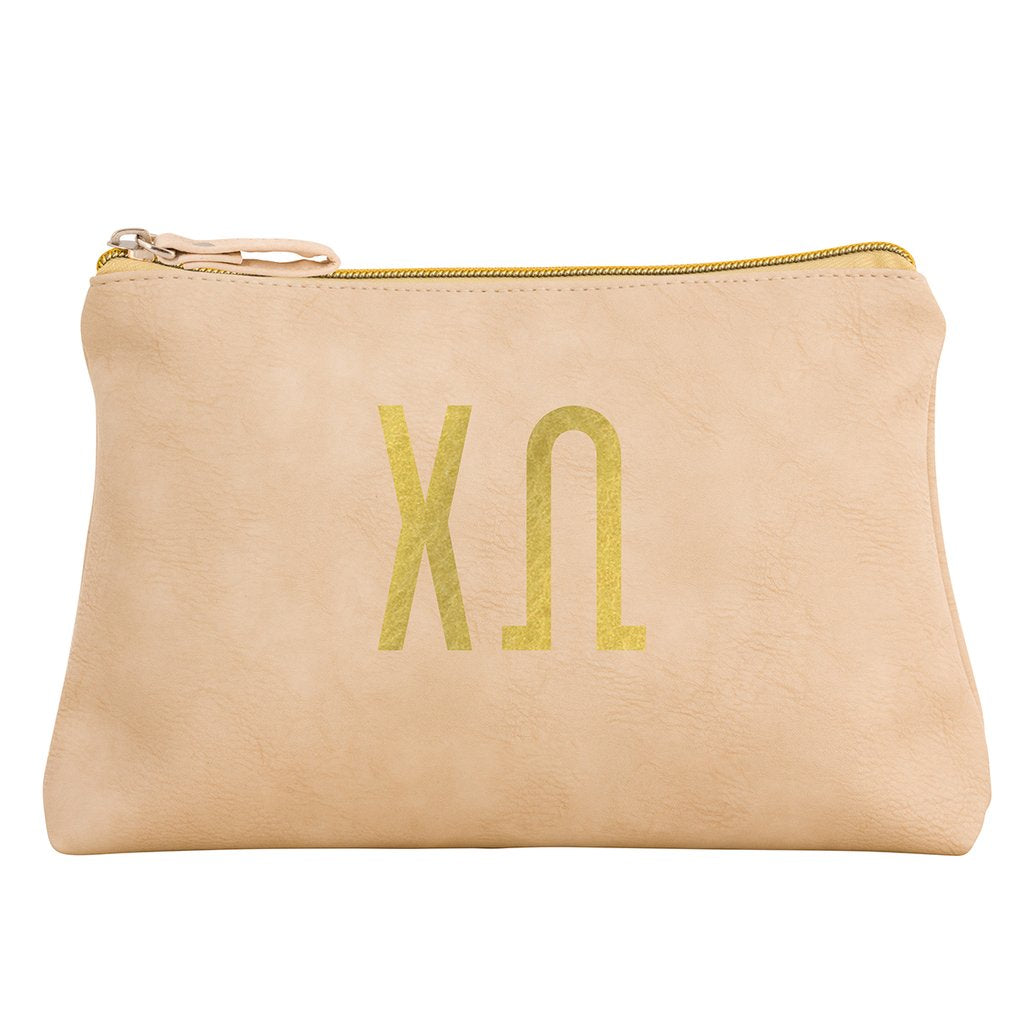 Chi Omega Cosmetic Bag