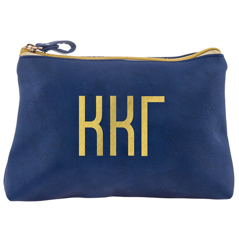 Kappa Kappa Gamma Cosmetic Bag