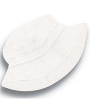 Sorority White Bucket Hat