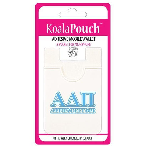 Alpha Delta Pi Cell Phone Pouch