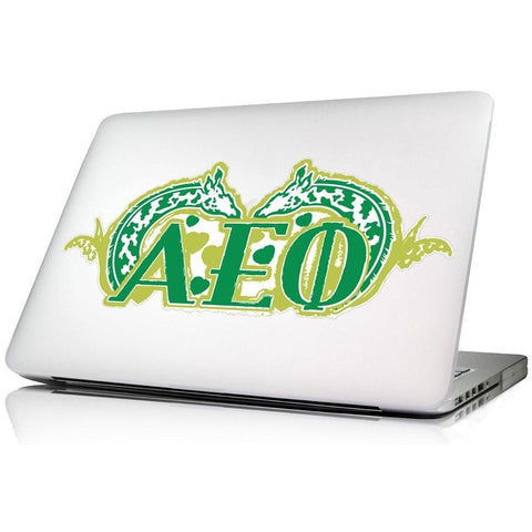 Alpha Epsilon Phi Laptop Skin/Wall decal
