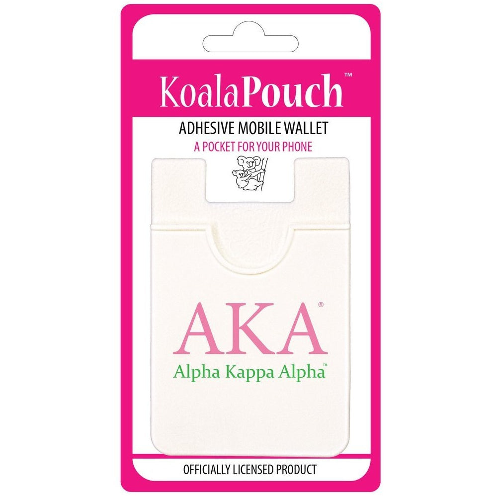 Alpha Kappa Alpha Cell Phone Pouch