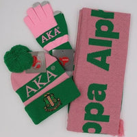 Alpha Kappa Alpha Divine Winter Bundle