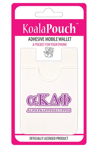 alpha Kappa Delta Phi Cell Phone Pouch