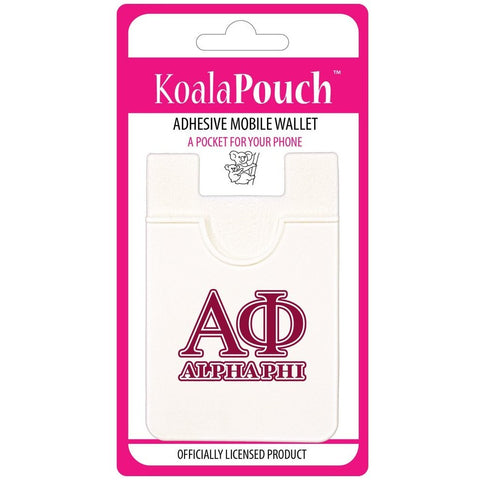 Alpha Phi Cell Phone Pouch