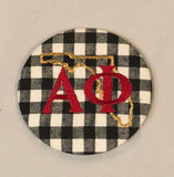Alpha Phi FSU Game Day Button