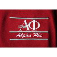 Alpha Phi Fleece Jacket