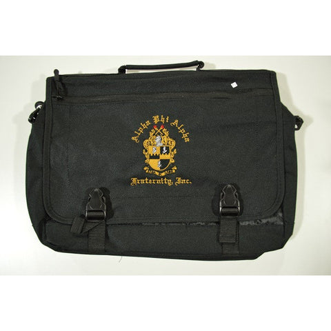 Alpha Phi Alpha Messenger Bag