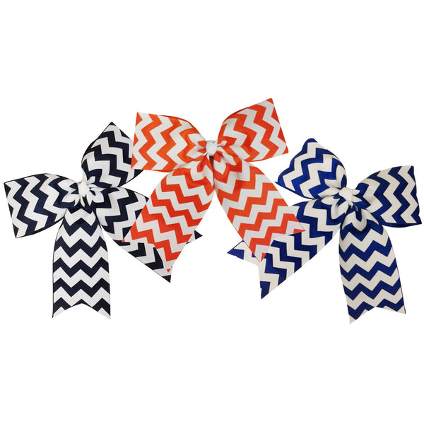 Chevron Bows