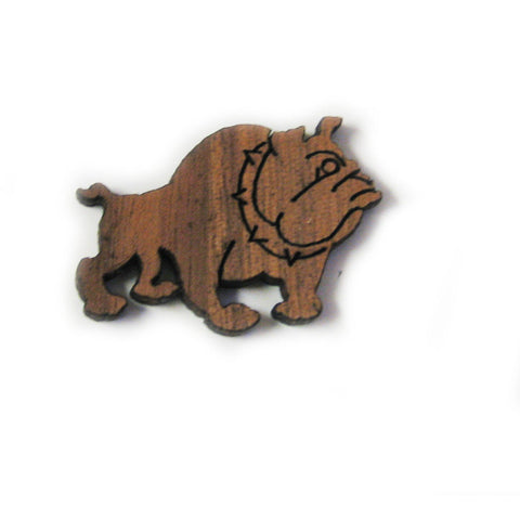Bulldog Mini Symbol 1