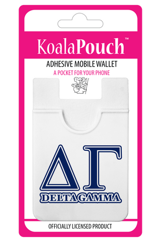 Delta Gamma Cell Phone Pouch