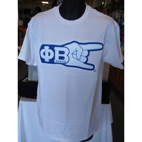 Phi Beta Sigma Handsign Shirt