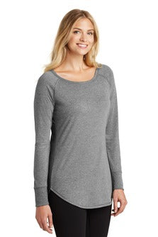 DT132L  Ladies Long Sleeve Tunic