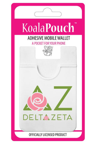 Delta Zeta Cell Phone Pouch