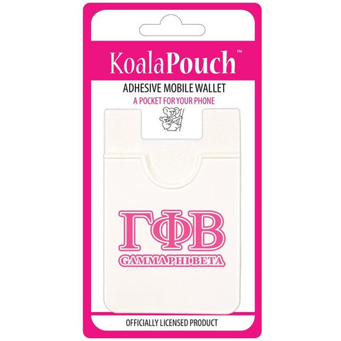 Gamma Phi Beta Cell Phone Pouch