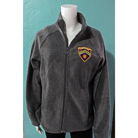 Gamma Eta Fleece with Shield